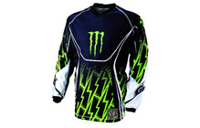 O&#039;NEAL Ricky Dietrich Replica Monster Jersey Noir/Vert